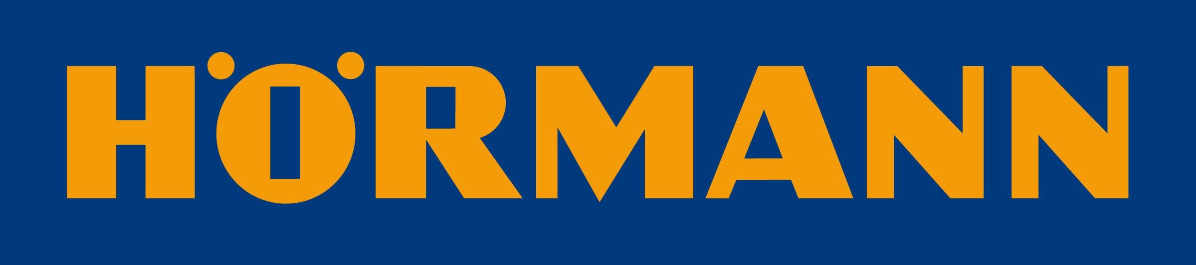 Hormann Logo portes pour l'habitat et l'industrie