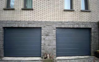 Portes de garage Sectionnelles Hormann Ets Latinne 2