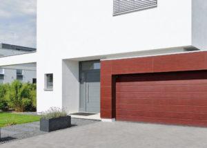 Portes de garage sectionnelles Hormann